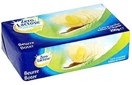 boter lactosevrij